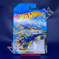 Hot Wheels X-Raycers Poison Arrow Blue