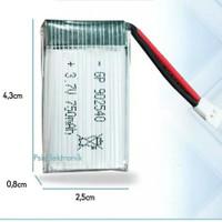 Baterai Lipo 750mAH Battery TXD 8S Syma X5C SH5HD X52HD JJRC H23