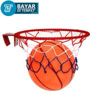 Mainan Anak Ring Basket Plus Bola NB01