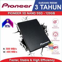 "SSD Pioneer 120GB SATA3 - 2.5"" - Garansi Resmi"
