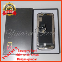 LCD FULLSET iPhone XS SOFT KUALITAS SUPER AMOLED/OLED/AMOLED 100% GX