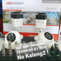 paket CCTV 4Ch 5MP Hikvision Branded