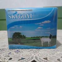 SKYGOAT Susu Kambing Etawa MURNI Original BPOM SKY GOAT COKLAT VANILA