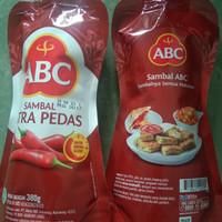 saus sambal abc extra pedas 380g