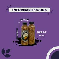 Bawang Goreng ASLI Premium Tanpa Tepung Onionara Renyah Non MSG 100gr