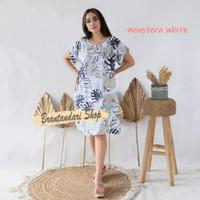 Daster Payung Bali Motif - Daster Wanita - Baju Tidur - Baju Santai