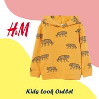 Sweater hoodie anak branded ORIGINAL - Tiger