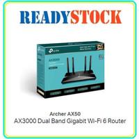 TP-Link Archer AX50 TPLink AX3000 Dual Band Gigabit Wi-Fi 6 Router