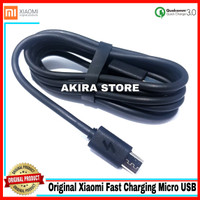Kabel Data Xiaomi Redmi 2/3/4 Micro USB Fast Charging ORIGINAL 100%