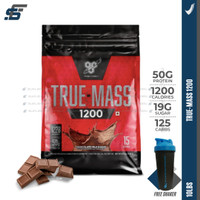 BSN Truemass 1200 10 Lbs Gainer 10lbs BSN True mass 10lb 10 lb
