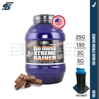 Ultimate Nutrition Iso Mass Extreme Gainer 10,11lbs 10,11 lbs UN