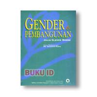 Buku Gender dan Pembangunan - Julia Mosse