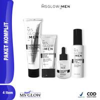 MS GLOW FOR MEN KOMPLIT