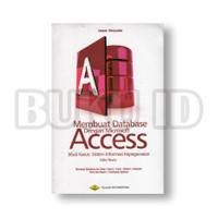 Buku Membuat Database Dengan Microsoft Access