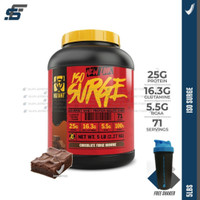 MUTANT ISO SURGE 5 LBS WHEY PROTEIN HYDRO ISOLATE