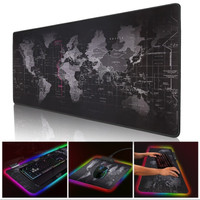 mousepad gaming rgb motif peta