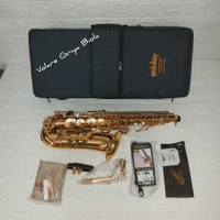 saxophone alto walker gold