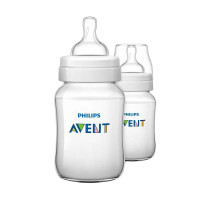Philips Avent Classic Plus Bottle - SCF563/27 - 260ML - 2 Botol