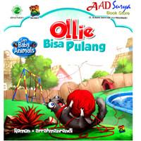 buku cerita anak bergambar : seri Baby animal