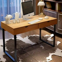 Meja kerja laci 90x60x75/ meja laptop/ meja kantor/ meja belajar