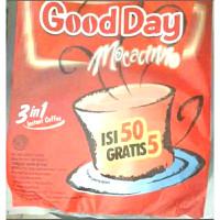 Kopi Good Day Mocacinno1 bag 5 renceng+5 sachet