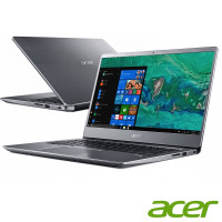 ACER SWIFT 3 SF314 56G 78FB i7-8565U 8GB 1TB MX250 2GB FHD WIN10 OHS