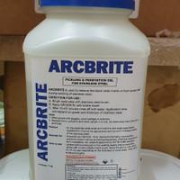 pickling gel arcbrite stainclean pembersih bekas las