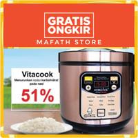 DiMarco Vitacook - Multi Cooker Vita Cook rendah karbohidrat