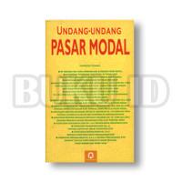 Buku Undang - Undang Pasar Modal