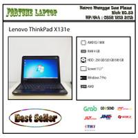 Lenovo X131e | AMD E2-1800 APU |Camera - RAM 4-HDD 320