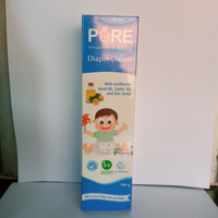 PURE BABY Diaper Cream With Sunflower, Seed oil, Castor oil, and Zinc
