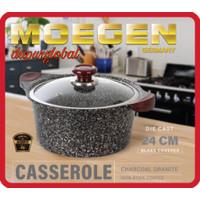 Moegen Germany Casserole / Stock Pot 24cm Granite Series