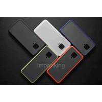 Xiaomi redmi note 9pro SOFT CASE MATTE COLORED FROSTED