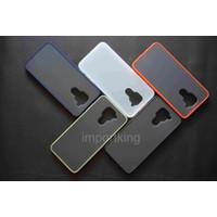 Xiaomi redmi note 9 SOFT CASE MATTE COLORED FROSTED