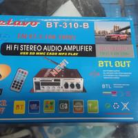 Amplifier audio power DC 12V BT 310 B betavo