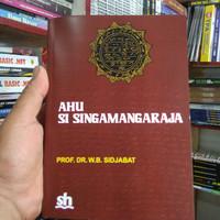 buku Ahu Sisingamangaraja