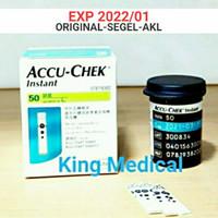 Accu Chek Instant Strip Glucose/Gula Darah Accu Check