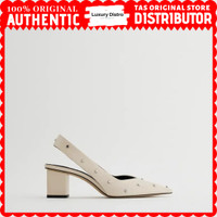 Sepatu Heels Zara Original MB304 - Nude, 35