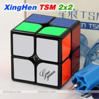 RUBIK 2X2 - Moyu GuoGuan Xinghen TSM black base ORIGINAL