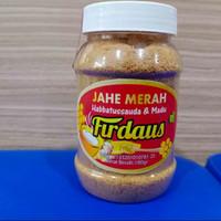 Jahe Merah with Habatussauda & Madu