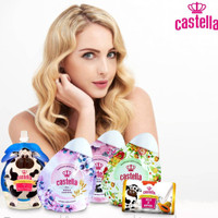 Castella Body lotion Pemutih Badan Permanen 150ml