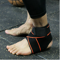Alpha Ankle Support Muaythai, Kick Boxing Pelindung Ankle Brace