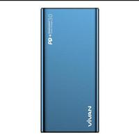 Powerbank vivan 10000 mah VPB-F10S Two Way 18W Quick 2Input 3Output