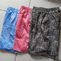 Celana Pendek Pria / Celana Kolor Pendek Murah Motiv Pantai