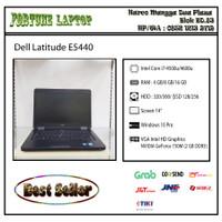 Dell Latitude E5440 |Core i7-Gen 4 |VGA NVIDIA GeForce GT730M (2 GB ) - RAM 8-SSD 128