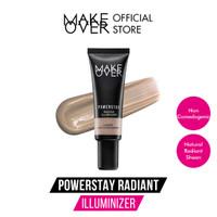 MAKE OVER Powerstay Radiant Illuminizer Lumiere - Sun Kissed