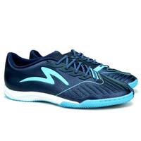 Sepatu Futsal Specs Swervo Hydra Elite IN - Midnight Blue/Blue Fish