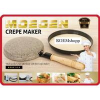 Crepe Maker MOEGEN Marble Crepes Wajan Terbalik Kwalik