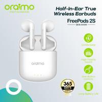 Oraimo Freepods 2S TWS Bluetooth Earphone Wireless Headset OEB-E93DN