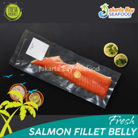 Salmon Fillet Fillet Fresh/Perut Salmon Fresh/Belly Salmon